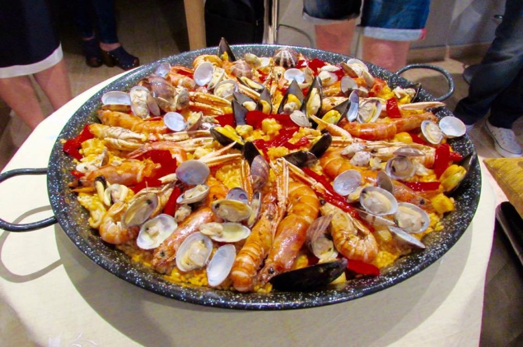 Tapas and Wine Experience Small Group Walking Tour